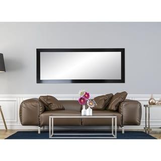 Room Essentials Black Frame Floor Mirror