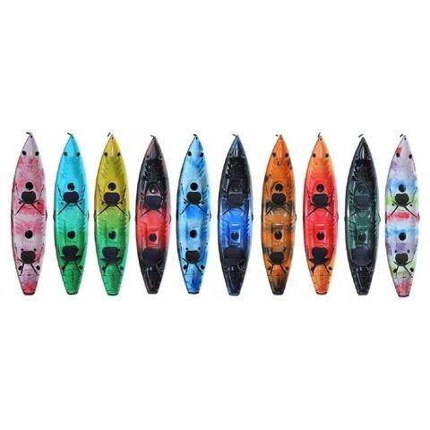 Tandem Ocean Kayak - Polypropylene