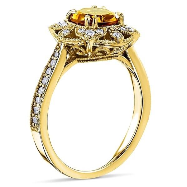 14k White Gold Diamond Lotus Flower Earrings Flowers /& Gardening