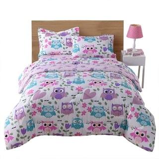 Porch & Den Lodi Owl Comforter Set