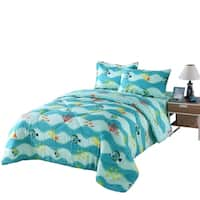 Porch & Den Lumbee Aquatic Comforter Set