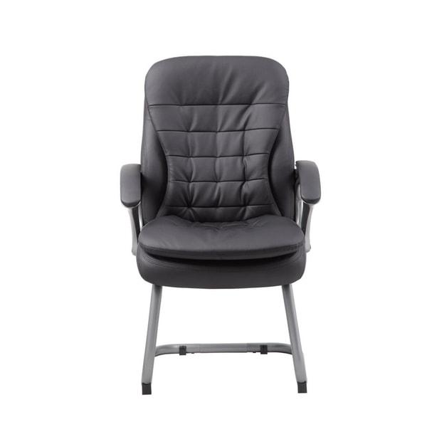 Boss Executive Pillow Top Guest Chair