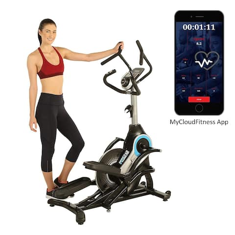 PROGEAR 9900 HIIT Stepper/ Elliptical Trainer with Free App