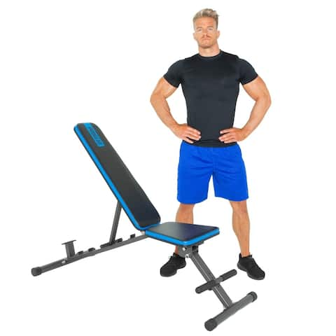 PROGEAR 1300 Adjustable Weight Bench with an Extended 800lb Capacity