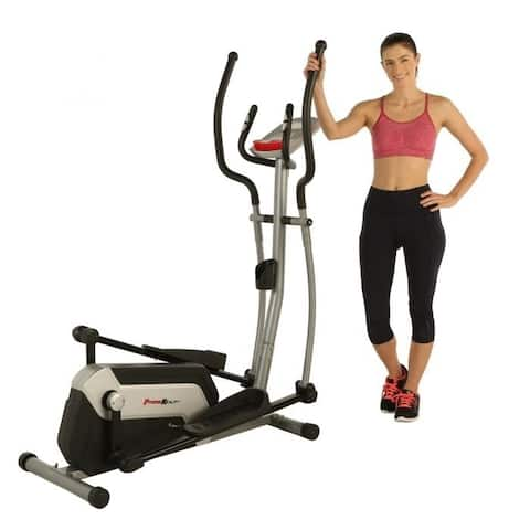 """FITNESS REALITY Ei7500XL Elliptical, 18"""" Stride and Free App"""