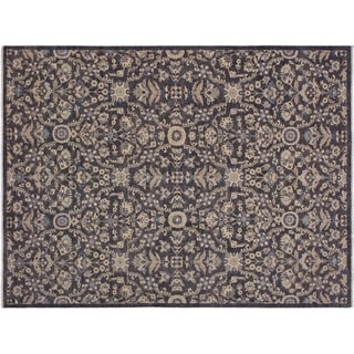 """Ziegler Kafkaz Spicer Grey/Ivory Wool Rug -8'9 x 11'7 - 8'9"""" x 11'7"""""""