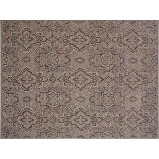 """Ziegler Kafkaz Soto Grey/Grey Wool Rug -8'8 x 11'10 - 8'8"""" x 11'10"""""""