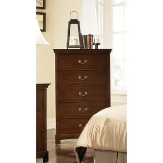 Piedmont Traditional 5-drawer Chest