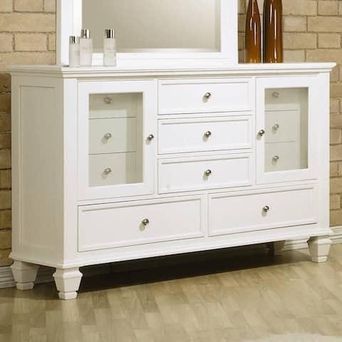 Copper Grove Vallauris Coastal 11-drawer Dresser