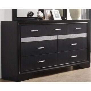 Copper Grove Brianka 7-drawer Dresser with Hidden Jewelry Tray
