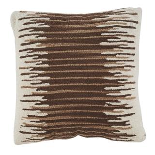 Wycombe Cream Striped Pillow