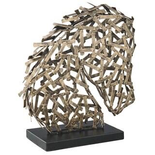 Nahla Equestrian Sculpture