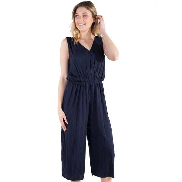 Women's Culottes Jumpsuit