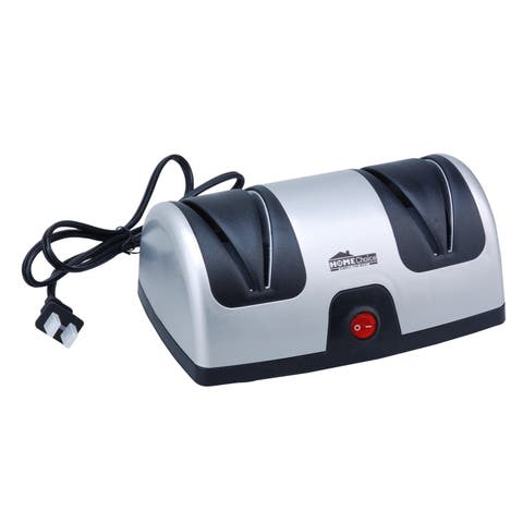 Home Choice Electric 2 Stage Knife Sharpener