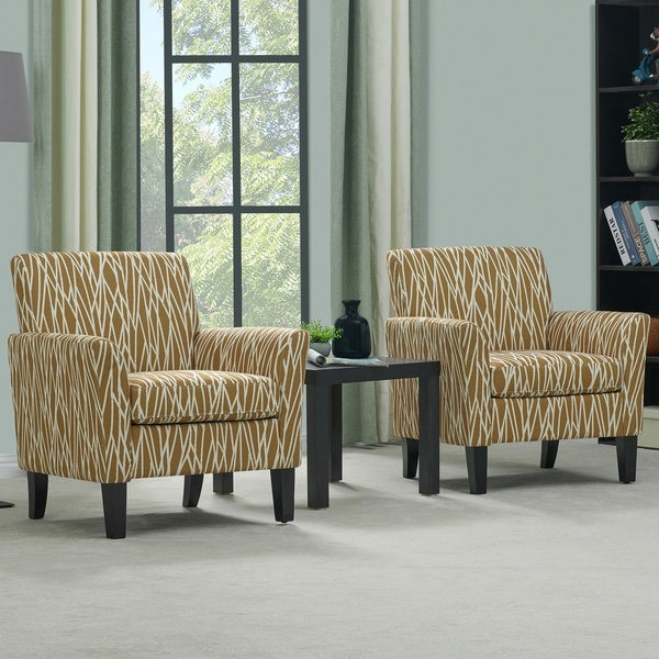 Copper Grove Fastiv Flared Arm Chairs (Set of 2). Opens flyout.