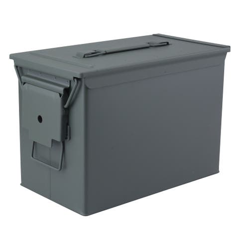 Magnum PA108 Metal Ammo Can Military Grade Fat 50 Caliber