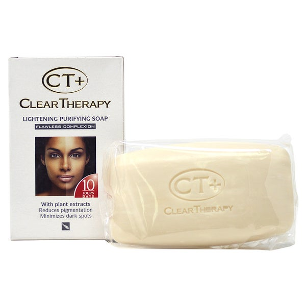 Clear Therapy + Lightening Purifying Soap 175g/5.8-ounce. Opens flyout.