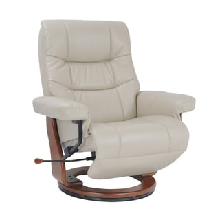Copper Grove Loos Recliner with Footrest