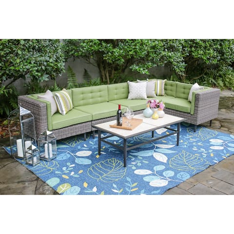 Buy Sectional Sunbrella Wicker Outdoor Sofas Chairs