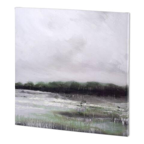 Mercana Edge of Bay ALT V4 (44 x 44 ) Made to Order Canvas Art - Multi