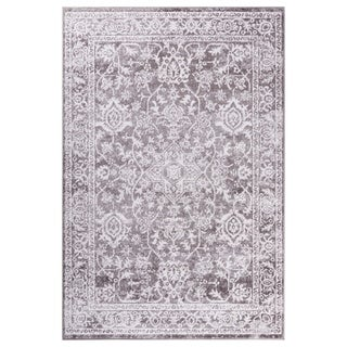 """GAD Eden Gray Transitional Design Area Rug with Modern Stylish  Look. - 2'2"""" X 3'"""