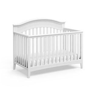 Storkcraft Valley 4-in-1 Convertible Crib