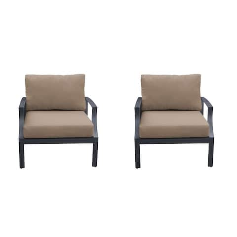 Moresby Club Chair (Set of 2) by Havenside Home