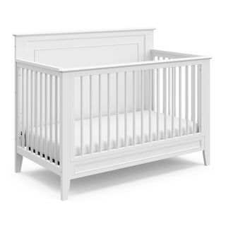 Storkcraft Solstice 4-in-1 Convertible Crib