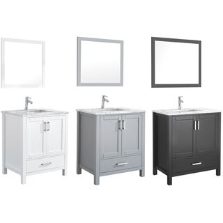 "Amaya 30"" Single Sink Bathroom Vanity Set"