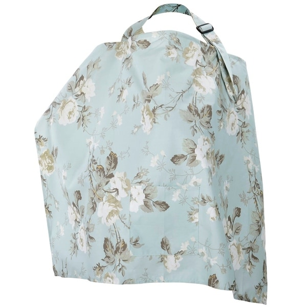 The Peanut Shell Nursing Cover Grey Geo Free Shipping!