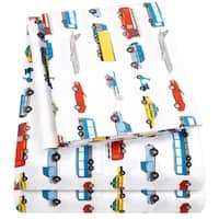Transportation  Sheet Set by Sweet Home Collection - Multi