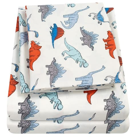 Dinosaurs Sheet Set by Sweet Home Collection