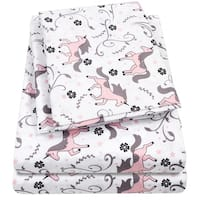 Unicorns  Sheet Set by Sweet Home Collection - Multi