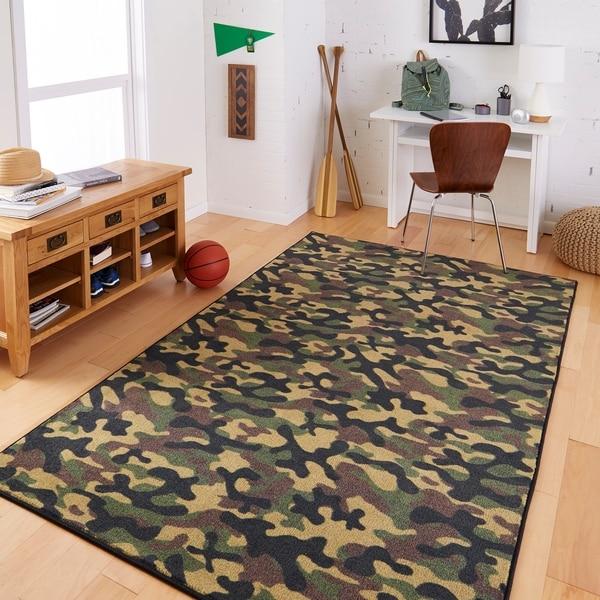 Camo Rug Home: Shop Mohawk Prismatic Camouflage Area Rug