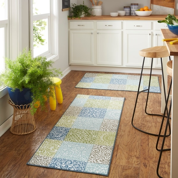 "Mohawk Soho Amadora Rug Set (Set Includes: 2'x5' Runner and 2'6""x3'10"" Scatter) - 2' x 5'"