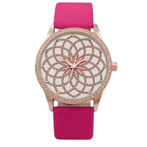M Milano Expressions Silicon Band Watch Style 4709