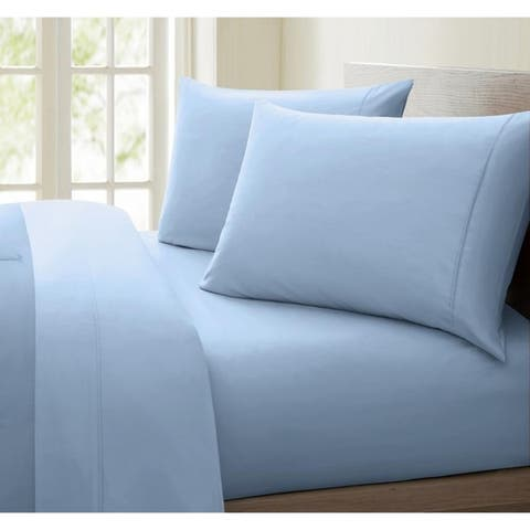 b5d4e2e677 Buy Size California King Blue Sheet Sets Online at Overstock | Our ...