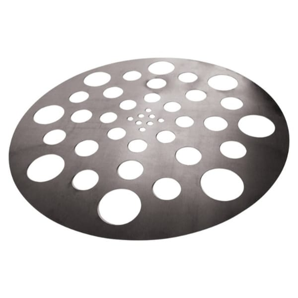 Gateway Drum Smokers Stainless Steel Heat Deflector 0.25 in. H x 21.5 in. Dia.