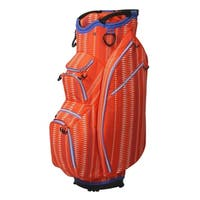 OUUL 15 way Superlight Cart Bag Orange