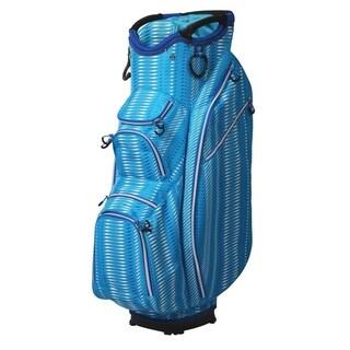 OUUL 15 way Superlight Cart Bag process blue