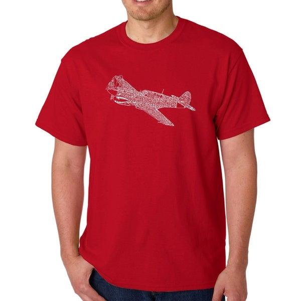 Mens Word Art T-shirt - P40