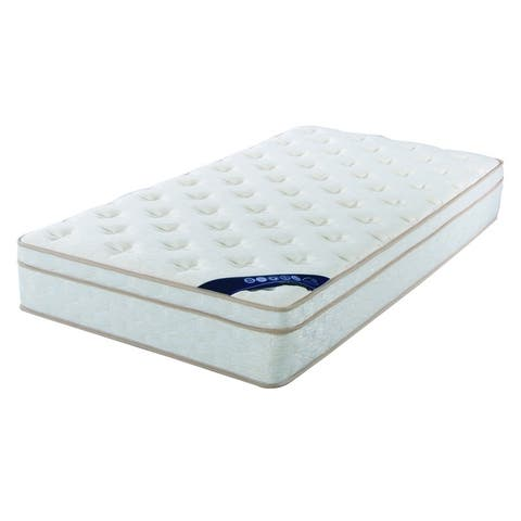 10.5'' Euro Top Queen Mattress with Pocket Coil