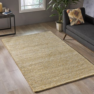 Christopher Knight Home McKenny Modern Wool/ Viscose Area Rug - 5' x 8'