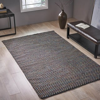 Christopher Knight Home Bentham Transitional Wool Area Rug - 5'1 x 7'11