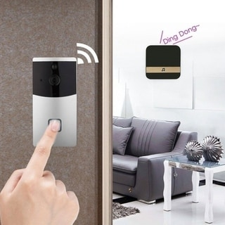 Link to Smart WiFi Visual Dingdong Bell Smart Doorbell Receiver Similar Items in Home Automation