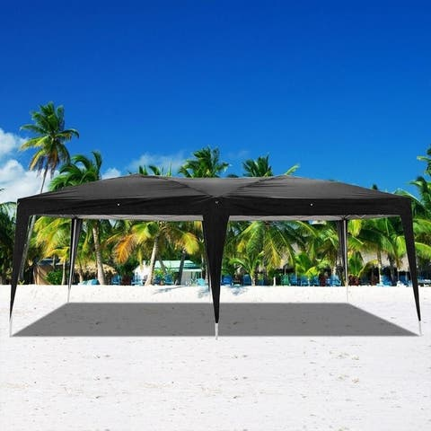 10'x20' Outdoor Six Sides Practical Waterproof Canopy Folding Tent - 6 Sides