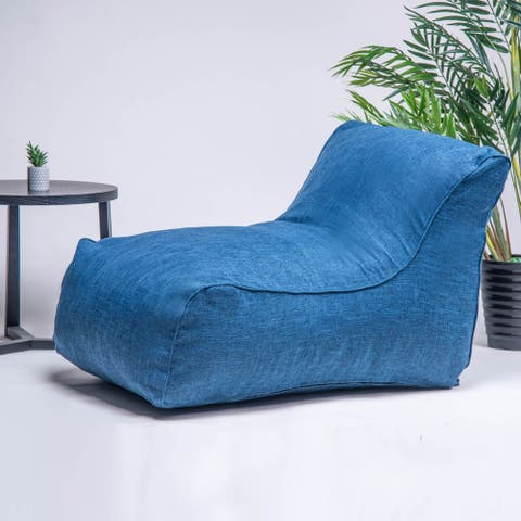 Merax Classic Memory Foam Bag Chair