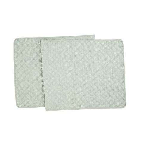 Abbott Quilted Cotton Table Runner