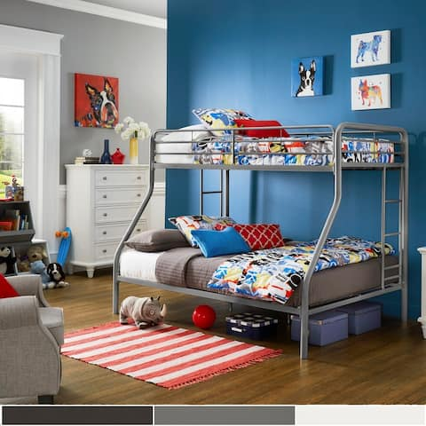 Taylor & Olive Mazus Twin over Full Bunk Bed