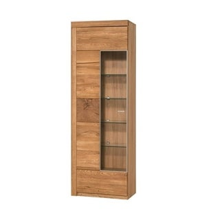 NELLE Display Cabinet, Left Side Door